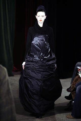 Peter Jensen Fall 2007 Ready-to-wear Collections - 002