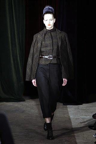 Peter Jensen Fall 2007 Ready-to-wear Collections - 003