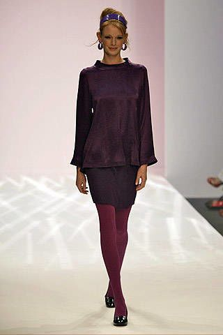 Caroline Charles Fall 2007 Ready&#45&#x3B;to&#45&#x3B;wear Collections &#45&#x3B; 002