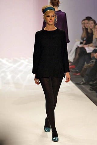 Caroline Charles Fall 2007 Ready-to-wear Collections - 003