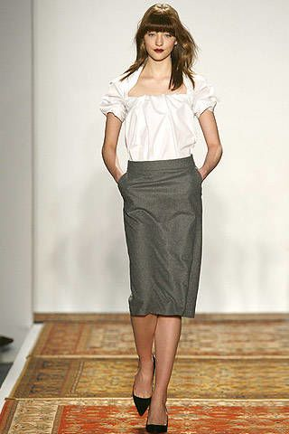 Chaiken Fall 2007 Ready-to-wear Collections - 002