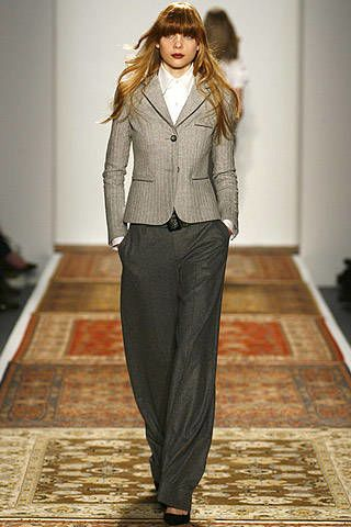 Chaiken Fall 2007 Ready-to-wear Collections - 003