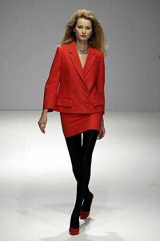 Danielle Scutt Fall 2007 Ready-to-wear Collections - 002