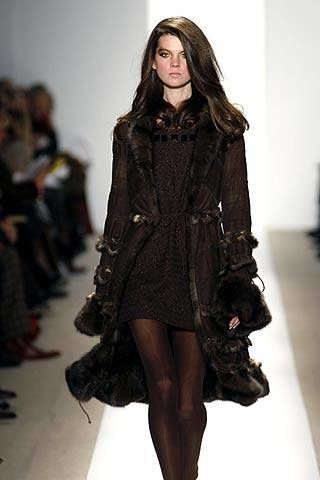 Dennis Bosso Fall 2007 Ready-to-wear Collections - 003