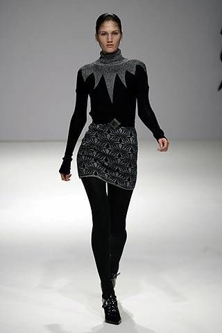Louise Golden Fall 2007 Ready-to-wear Collections - 002