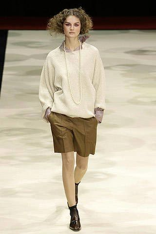 Paul Smith Women Fall 2007 Ready-to-wear Collections - 002