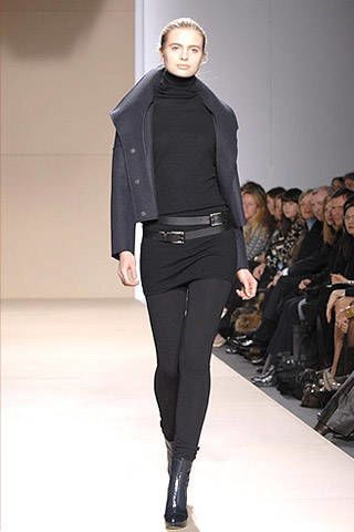 Amanda Wakeley Fall 2007 Ready-to-wear Collections - 002