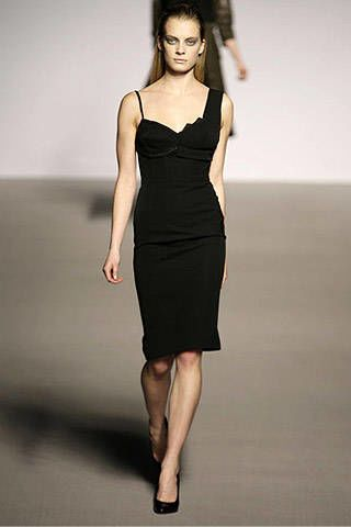 Aquascutum Fall 2007 Ready-to-wear Collections - 002