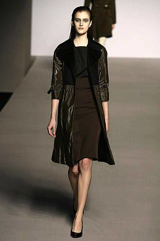Aquascutum Fall 2007 Ready-to-wear Collections - 003