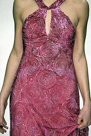 Ben de Lisi Fall 2007 Ready-to-wear Detail - 003