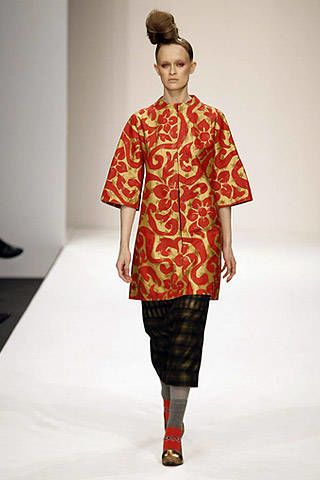 Eley Kishimoto Fall 2007 Ready-to-wear Collections - 002