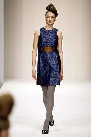 Eley Kishimoto Fall 2007 Ready-to-wear Collections - 003