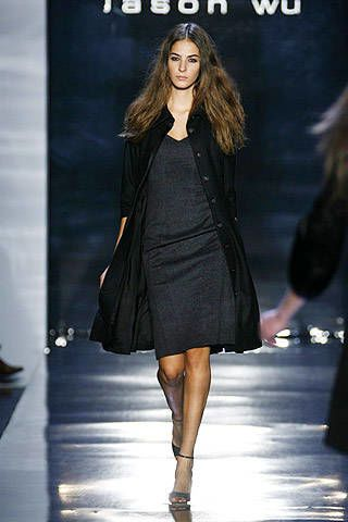 Jason Wu Fall 2007 Ready-to-wear Collections - 002
