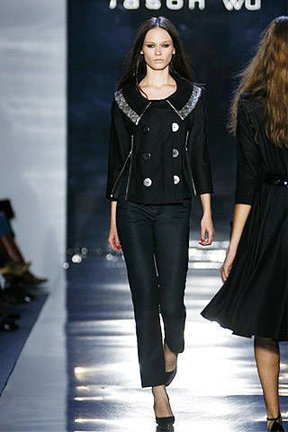 Jason Wu Fall 2007 Ready-to-wear Collections - 003