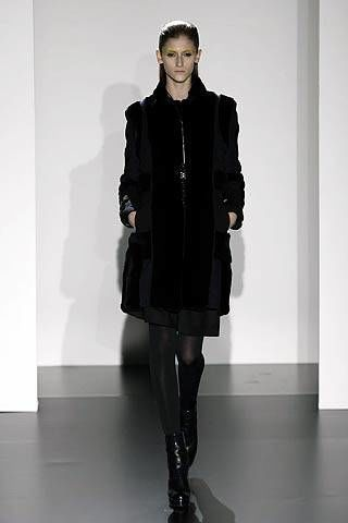 Jonathan Saunders Fall 2007 Ready-to-wear Collections - 002
