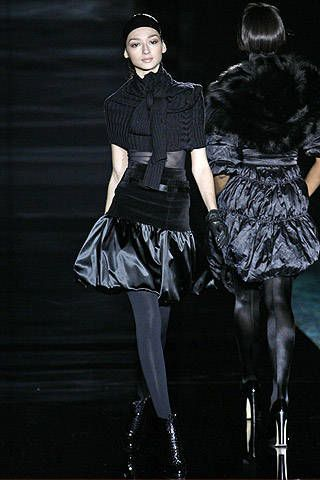 Julien Macdonald Fall 2007 Ready-to-wear Collections - 002