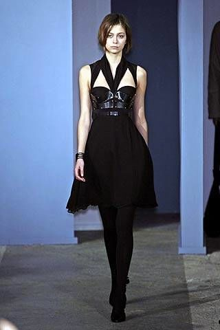 Marios Schwab Fall 2007 Ready-to-wear Collections - 002