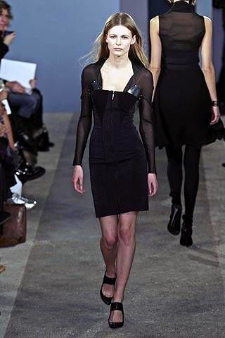 Marios Schwab Fall 2007 Ready-to-wear Collections - 003