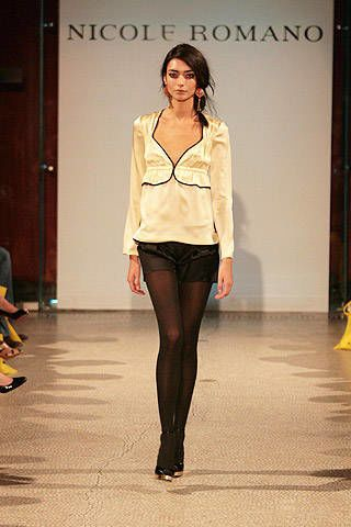 Nicole Romano Fall 2007 Ready-to-wear Collections - 003