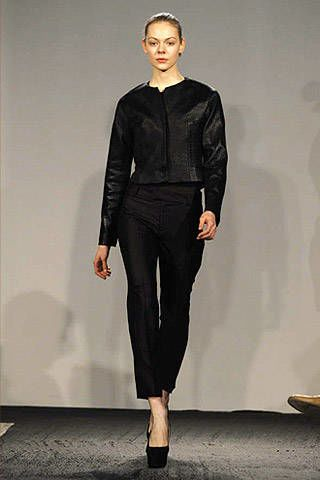 Sinha-Stanic Fall 2007 Ready-to-wear Collections - 003