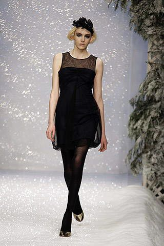 Ashley Isham Fall 2007 Ready-to-wear Collections - 003