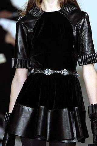 Christopher Kane Fall 2007 Ready-to-wear Detail - 002