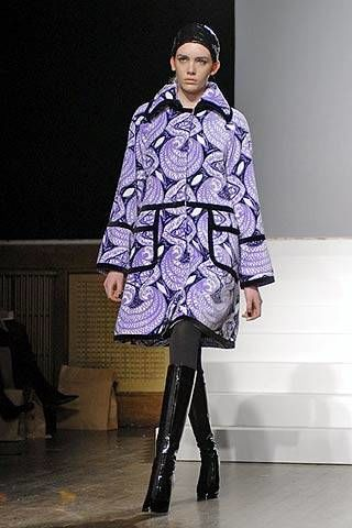 Duro Olowu Fall 2007 Ready-to-wear Collections - 002