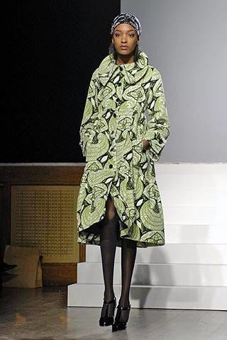 Duro Olowu Fall 2007 Ready-to-wear Collections - 003