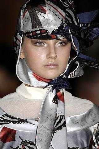 Erdem Fall 2007 Ready-to-wear Detail - 002