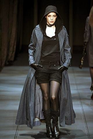 G Star Fall 2007 Ready-to-wear Collections - 002