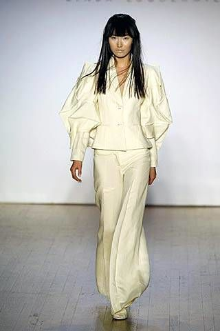Linda Loudermilk Fall 2007 Ready-to-wear Collections - 002
