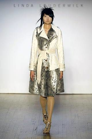 Linda Loudermilk Fall 2007 Ready-to-wear Collections - 003