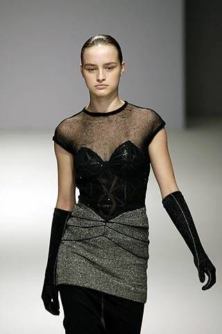 Louise Golden Fall 2007 Ready-to-wear Detail - 003