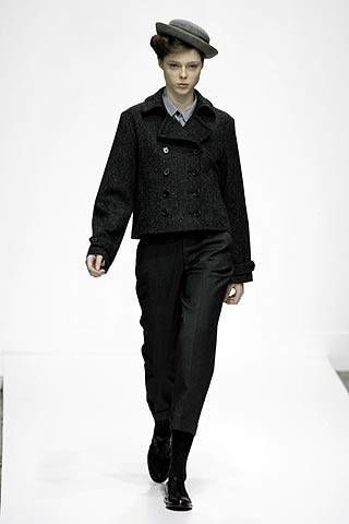 Margaret Howell Fall 2007 Ready&#45&#x3B;to&#45&#x3B;wear Collections &#45&#x3B; 002