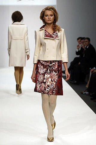 Paul Costelloe Fall 2007 Ready-to-wear Collections - 002