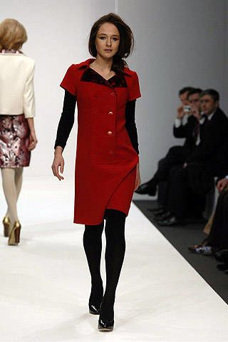 Paul Costelloe Fall 2007 Ready-to-wear Collections - 003