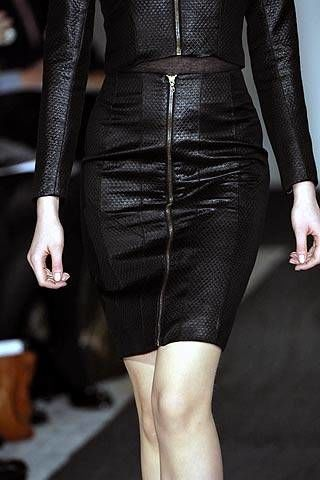 Sinha-Stanic Fall 2007 Ready-to-wear Detail - 002