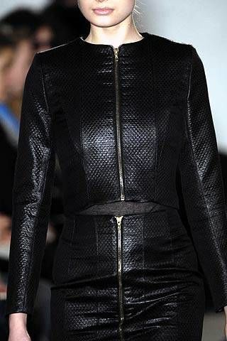 Sinha-Stanic Fall 2007 Ready-to-wear Detail - 003