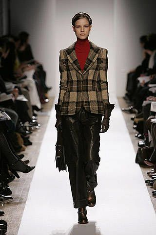 Anne Klein Fall 2007 Ready-to-wear Collections - 002