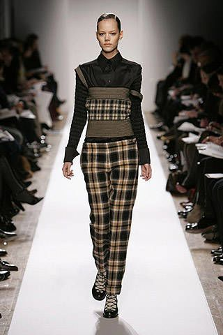 Anne Klein Fall 2007 Ready-to-wear Collections - 003