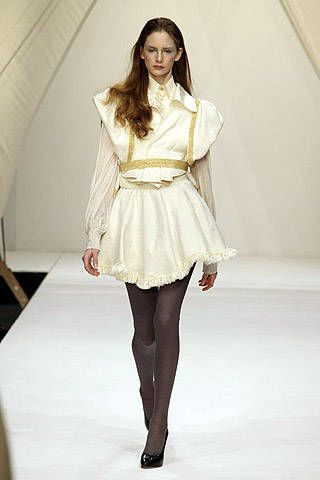 Bora Aksu Fall 2007 Ready-to-wear Collections - 003