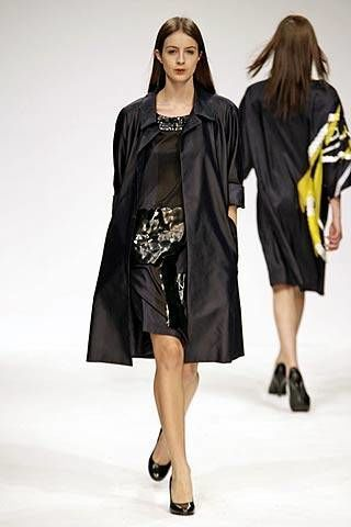 Central St. Martins Fall 2007 Ready-to-wear Collections - 003