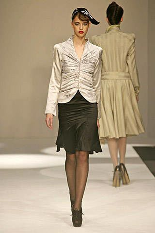 Gavin Douglas Fall 2007 Ready-to-wear Collections - 002