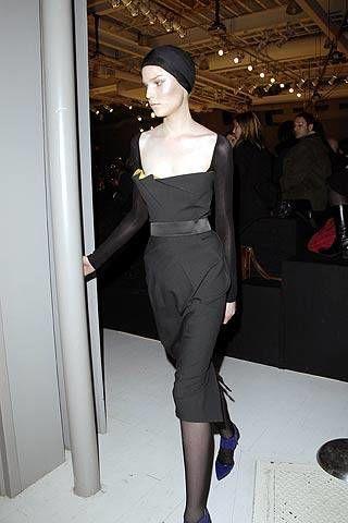 Donna Karan Fall 2007 Ready-to-wear Backstage - 003
