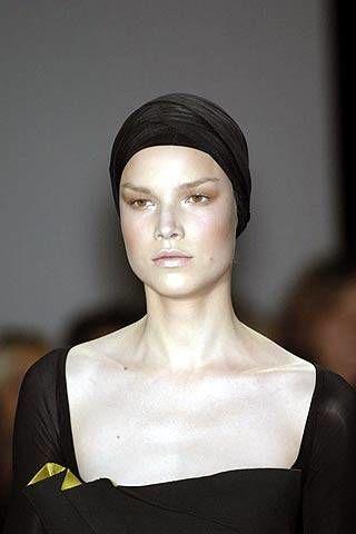Donna Karan Fall 2007 Ready-to-wear Detail - 002