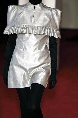 Jasper Conran Fall 2007 Ready-to-wear Detail - 002