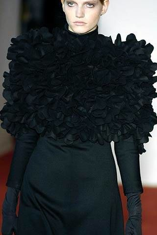 Jasper Conran Fall 2007 Ready-to-wear Detail - 003