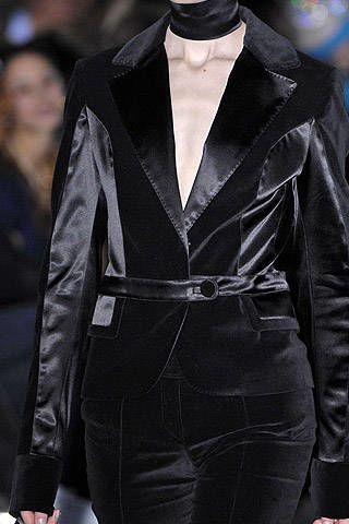 Julien Macdonald Fall 2007 Ready-to-wear Detail - 003
