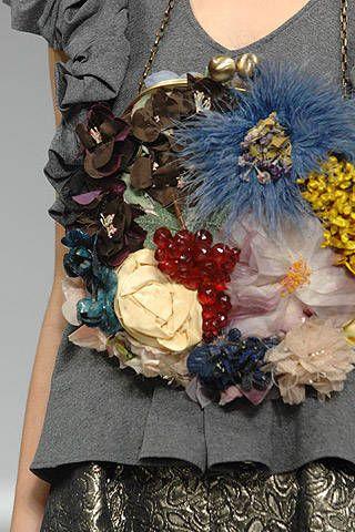 Tata Naka Fall 2007 Ready-to-wear Detail - 003