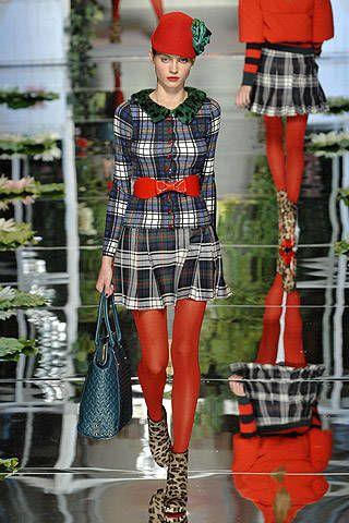 Blugirl Fall 2007 Ready&#45&#x3B;to&#45&#x3B;wear Collections &#45&#x3B; 002